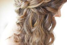 fryzury i paznokcie ślubne