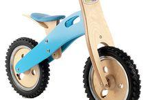 Balance Bikes.