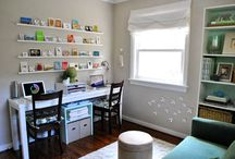 Organize Creative space /Craft Room/Work Space / by Amanda Panda