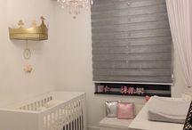 Babyroom decoration