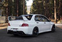 CAR: EVO VIII