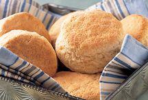 Food - Breads / by Melissa Davis