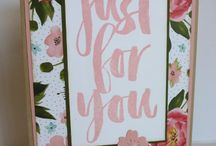Stampin' Up Just For You