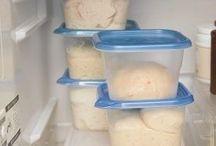 作り置きパン
