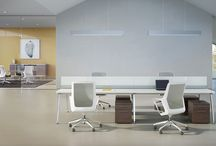 Workstations & Private Offices / workstations, private offices, benching, height adjustable, desks, tables