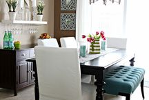 {Dining Room} / by Upcycled Treasures/A Handcrafted Wedding