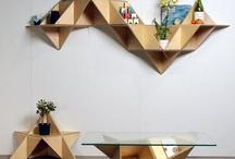 Etagére meuble / Etagère  en bois