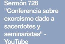 sermones p. FORTEA