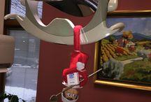 """""""Caine"""" Davis & Engert Dentistry's Elf on the Shelf"""