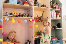 cabanes / Alcôves, tipid et autres cabanes pour abriter nos enfants
