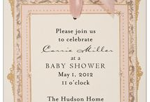 Girl Baby Shower / by Miranda Nicole