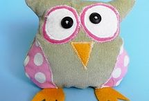 owl / by Renee Hawk