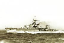 Ships of the French Navy WW2