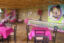 Kids Party theme ideas / Looking for a theme for your child's birthday party? look no more!