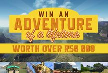 WIN AN ADVENTURE