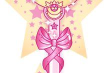 Sailor Moon & Co.
