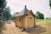 Josh's log cabin / by Carla Natali South