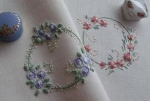 embroidery / by . Marcela .