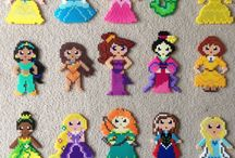Perler prinsesset