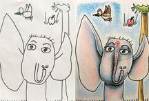 Illustration / Fun illustrated images