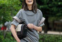 Grey Fashion / by Norah Ward