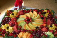 Desserts.sweets.fruits