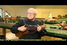 Warren Buffett Doing Folksy Things / by Kevin Roose