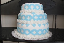 Cakes using the Cricut
