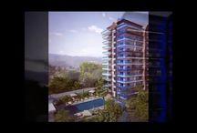 Апартаменты класса люкс с видом на море и горы, Махмутлар