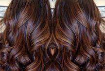 capelli scuri shatus
