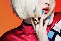 Editorial Fashion Shot - Women's / by Pichamon Visessan