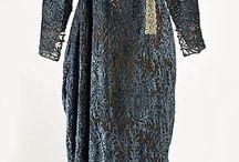 Fashion 1900s - 1920s