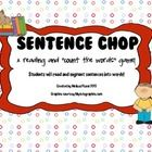 Segmenting sentences / Activities and ideas for early literacy