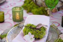 table setting / by Cyndie Geries