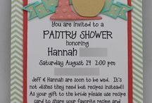 Pantry Shower