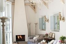 Provence Style - Living Room
