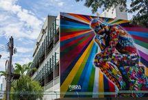 Street Art in the World / The colors of street art @graf.he.art