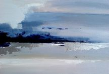 Wilton-like / Paintings by or like those painted by Artist Mark Wilton