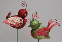 Christmas crafts / by Viki Banaszak