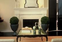 fireplaces / by Naomi Stein