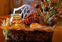 fall decorating / by Niki Laban