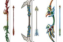 weapon & armor