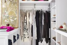 Closets and laundry rooms