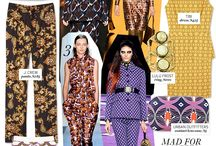 Trend Forecasting / Fashion Trends and Styles