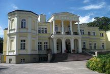 Osiek (gmina Pakosław) - Pałac