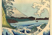 Ma io sono giaponese! / Hokusai, Hiroshige etc...