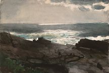Winslow Homer Paintings / by Black Point Inn