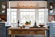 kitchen ideas / by Lili TheBanyanTree