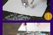 Výrobky ze zavařovacích sklenic