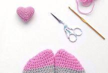 Crochet tuts